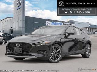 New 2021 Mazda MAZDA3 SPORT GT for sale in Thunder Bay, ON
