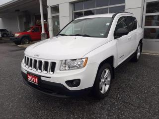 Used 2011 Jeep Compass 4WD 4dr NORTH EDITION for sale in North Bay, ON