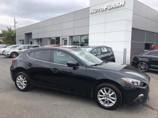Used 2014 Mazda MAZDA3 GS *TOIT/ROOF *CAMERA *A/C *M6 *CRUISE for sale in Saint-Hubert, QC