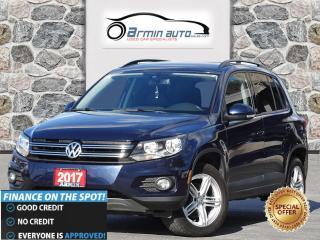 Used 2017 Volkswagen Tiguan 4MOTION Wolfsburg | INTELLIGENT KEY | CAMERA | for sale in Etobicoke, ON