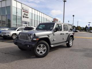 New 2019 Jeep Wrangler COLD WEATHER GROUP HARD TOP 6 SPEED CONVENIENCE for sale in Pickering, ON