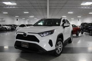 Used 2019 Toyota RAV4 LE I BIG SCREEN I REAR CAM I HEATED SEATS I LANE ASSIST I BT for sale in Mississauga, ON