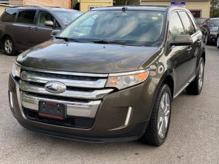 Used 2011 Ford Edge 4dr Limited AWD for sale in Scarborough, ON