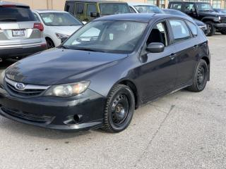 Used 2011 Subaru Impreza 5dr HB Auto 2.5i /6MONTHS WARRANTY INCULDED! for sale in Brampton, ON
