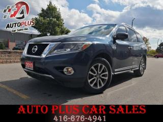 Used 2013 Nissan Pathfinder 4WD 4dr for sale in Scarborough, ON