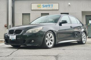 Used 2005 BMW 5 Series 545i BEING SOLD AS-IS for sale in Burlington, ON