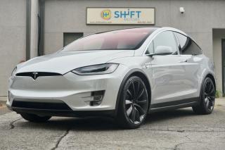 Used 2016 Tesla Model X P100DL AUTOPILOT, SUB ZERO, VENTILATED FRONT SEATS for sale in Burlington, ON