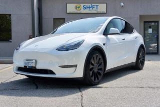 Used 2020 Tesla Model Y PERFORMANCE ENHANCED AUTOPILOT, FSD, PERFORMANCE UPGRADE PKG! for sale in Burlington, ON