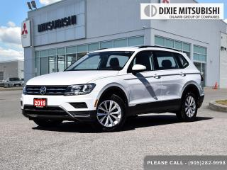 Used 2019 Volkswagen Tiguan 4Motion for sale in Mississauga, ON