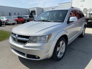 Used 2010 Dodge Journey RT AWD for sale in Oakville, ON