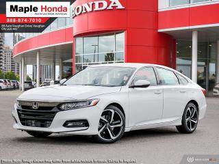 New 2020 Honda Accord Sport 1.5T for sale in Vaughan, ON