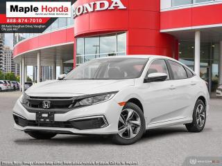 New 2020 Honda Civic LX for sale in Vaughan, ON
