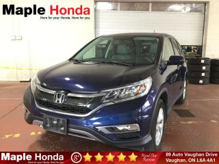 Used 2016 Honda CR-V EX-L| Leather| Sunroof| All-Wheel Drive| for sale in Vaughan, ON