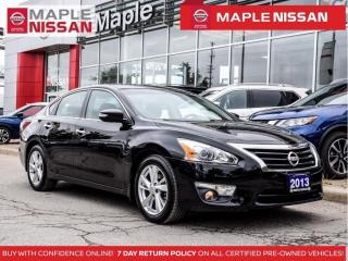 Used 2013 Nissan Altima 2.5 SL Navi Blind Spot Moonroof Backup Cambluetoot for sale in Maple, ON