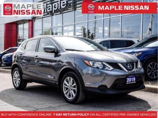 Used 2019 Nissan Qashqai S AWD Blind Spot Apple Carplay Backup Camera Alloy for sale in Maple, ON