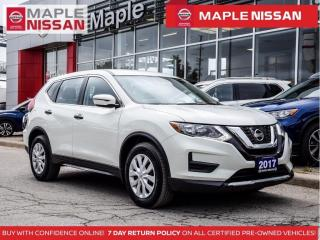 Used 2017 Nissan Rogue S Heated Seats Backup Cam Bluetooth Keyless Entry for sale in Maple, ON