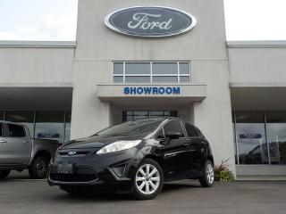 Used 2012 Ford Fiesta SE for sale in Mount Brydges, ON