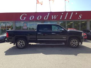Used 2015 GMC Sierra 1500 SLE! HEATED SEATS! REMOTE START! CAM! BLUETOOTH! for sale in Aylmer, ON