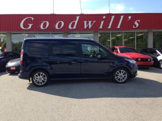 Used 2017 Ford Transit Connect XLT! BACKUP CAMERA & SENSOR! BLUETOOTH! for sale in Aylmer, ON