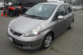Used 2008 Honda Fit 5-Speed Automatic for sale in Burnaby, BC