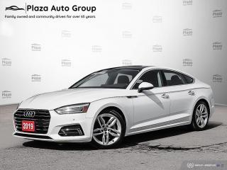 Used 2019 Audi A5 SPORTBACK | KOMFORT | QUATTRO | S TRONIC for sale in Richmond Hill, ON