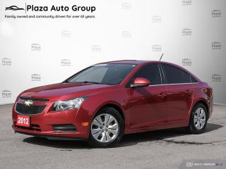 Used 2012 Chevrolet Cruze LT Turbo | ONE OWNER | CLEAN | GREAT CONDITION for sale in Richmond Hill, ON