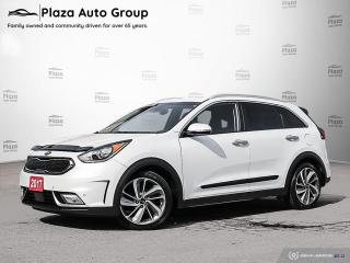Used 2017 Kia NIRO SX Touring | LOADED | HYBRID | LOW MILEAGE for sale in Richmond Hill, ON