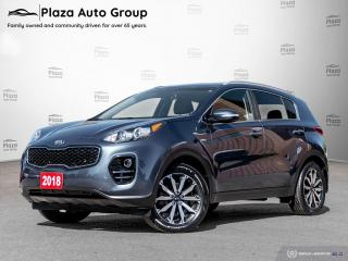 Used 2018 Kia Sportage EX | AWD | OFF LEASE | LIFETIME ENGINE WARRANTY for sale in Richmond Hill, ON