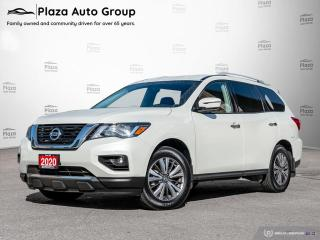 Used 2020 Nissan Pathfinder SV Tech | LOADED | LIKE NEW | GREAT DEAL for sale in Richmond Hill, ON