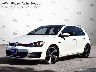 Used 2016 Volkswagen Golf GTI 5-Door Autobahn | LOADED | CLEAN for sale in Richmond Hill, ON