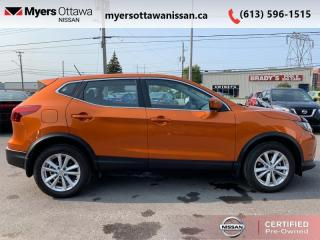Used 2017 Nissan Qashqai SV  - Bluetooth -  Heated Seats - $150 B/W for sale in Ottawa, ON