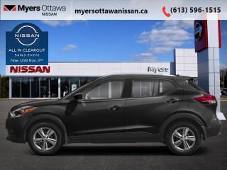 New 2020 Nissan Kicks SV  - Android Auto -  Apple CarPlay for sale in Ottawa, ON