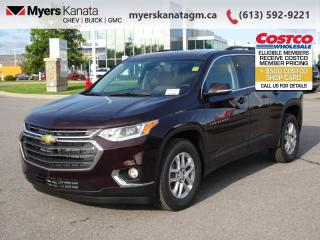 New 2020 Chevrolet Traverse LT Cloth for sale in Kanata, ON