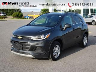 Used 2019 Chevrolet Trax LT  - Apple CarPlay -  Android Auto for sale in Kanata, ON