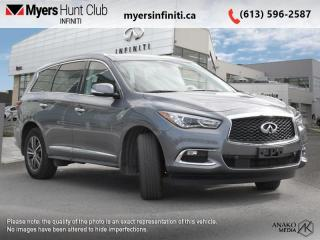 Used 2017 Infiniti QX60 Base  - Leather Seats -  Heated Seats for sale in Ottawa, ON