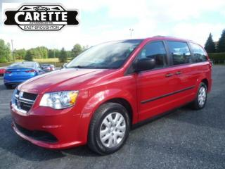 Used 2015 Dodge Grand Caravan SE for sale in East broughton, QC