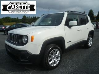 Used 2015 Jeep Renegade North Edition 4x4 for sale in East broughton, QC
