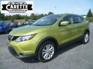 Used 2018 Nissan Qashqai Sv awd toit ouvrant for sale in East broughton, QC