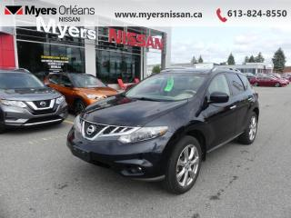 Used 2012 Nissan Murano Platinum  - Sunroof -  Leather Seats - $122 B/W for sale in Orleans, ON