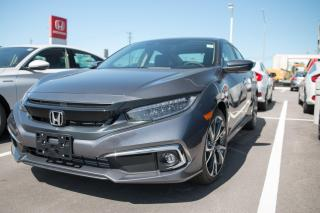 New 2020 Honda Civic SDN Touring CIVIC 4 DOORS for sale in Woodstock, ON