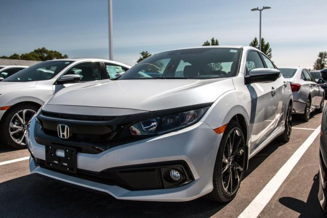 2020 Honda Civic Sdn SPORT CIVIC 4 DOORS