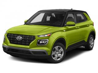 New 2020 Hyundai Venue Trend - Urban Edition GREY-LIME INTERIOR for sale in Windsor, ON