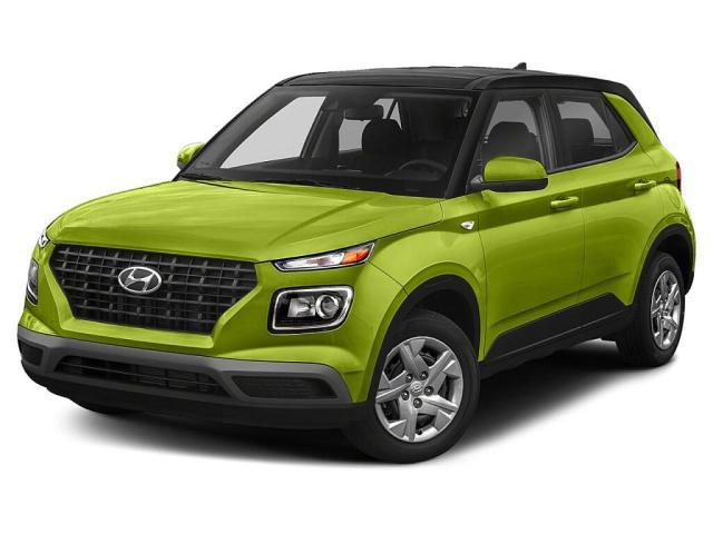 2020 Hyundai Venue Trend - Urban Edition GREY-LIME INTERIOR