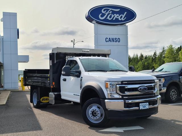"""2020 Ford F-550 Super Duty DRW XLT 4WD REG CAB 169"""" WB 84"""" CA"""