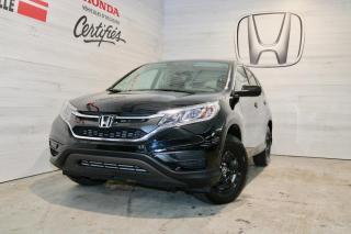 Used 2015 Honda CR-V LX for sale in Blainville, QC