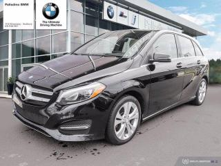 Used 2017 Mercedes-Benz B-Class B 250 Sports Tourer 4MATIC AWD - AFFORDABLE LUXURY for sale in Sudbury, ON