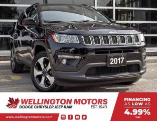 Used 2017 Jeep Compass North --> Low Low K's --> New Tires(s) for sale in Guelph, ON