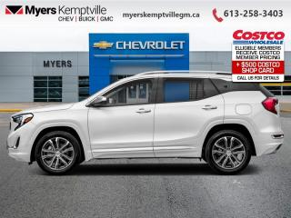 New 2020 GMC Terrain SLT  - Navigation - Heated Seats for sale in Kemptville, ON