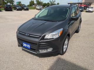 Used 2015 Ford Escape SE for sale in New Hamburg, ON