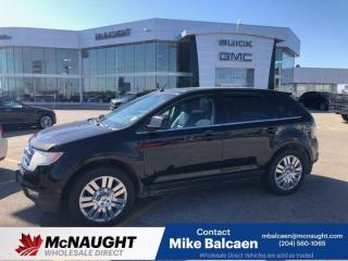 Used 2009 Ford Edge Limited for sale in Winnipeg, MB